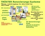 tr ster t ren renovierung augsburg lechhausen beschichtungen. Black Bedroom Furniture Sets. Home Design Ideas