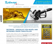 Bild Webseite  München
