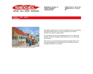 Bild Siegel Brennstoffe, Stuttgart -Zuffenhausen - Kohlen, Holz, Heizöl ...
