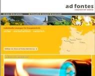 Bild Ad Fontes-Solartechnik