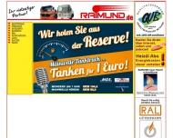 Willkommen bei Raimund - Online Startseite