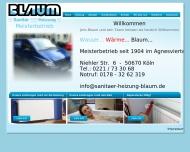 Bild Blaum Sanitär Heizung GmbH & Co. KG