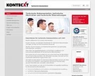Bild KONTECXT GmbH Technische Dokumentation und Werbung