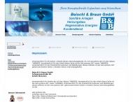 Website Beischl & Braun
