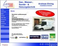 Bild Ehring Andreas Installateurmeister Sanitär und Heizung