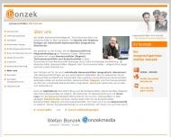 Website Bonzek