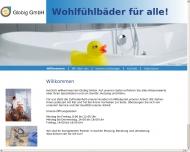 Bild Webseite GLOBIG München