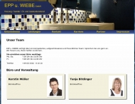 Website EPP u. WIEBE