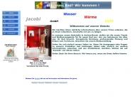 Bild Webseite Jacobi Wasser Wärme Licht Aachen