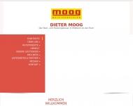 Bild Moog Dieter Gas- und Wasserinstallateurmeister