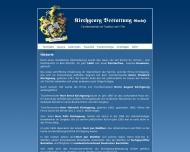 Website Kirchgeorg Bestattung