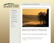 Bild Todt Marion Bestattungsunternehmen