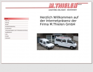Bild Webseite  Korschenbroich