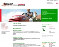 Bild Schmidt Motorgeräte GmbH Motorgeräteservice