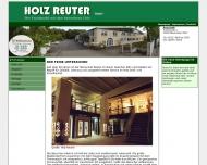Bild Webseite Holz Reuter Meckenheim
