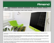 Bild Amend GmbH & Co. KG Büroelektronik