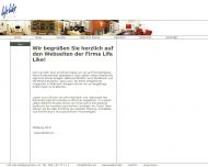 Website Life Like HiFi