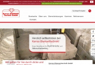 Website Karras-Diamanttechnik