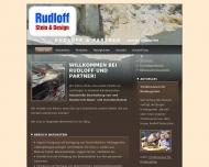 Bild Webseite Rudloff & Partner Magdeburg