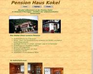 Bild Webseite  Rohrbach
