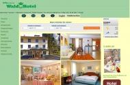 Bild Webseite Waldhotel Haus Ravensberg Troisdorf