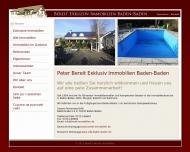 Bild Bereit Peter Exklusiv Immobilien GmbH