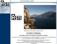Bild Webseite ASTI Immobilien München