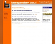 Website Bergander Bau