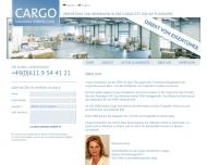 Website Cargo Immobilien