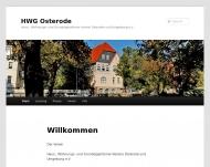HWG Osterode Haus-, Wohnungs- und Grundeigent?mer- Verein Osterode und Umgebung e.V