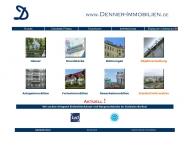Bild Webseite Günter Denner Berlin