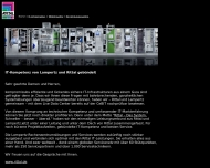 Website Lampertz-Organisation