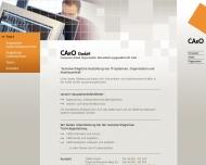 CARO GmbH Computer Arbeit Organisation Dienstleistungsgesellschaft mbH Sozialverträgliche Gestaltung...