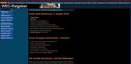 Bild Webseite BBS Betriebs-, Beratung  und Seminar Karlsruhe
