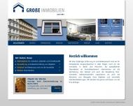 Bild Webseite Grosse Marc-Aurel Immobilien Berlin