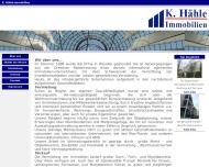 Bild Webseite Hähle Katrin Immobilien Dresden