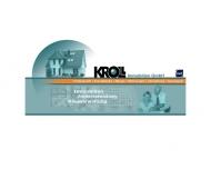 Website Kroll Immobilien