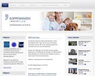 Bild Webseite  Solingen