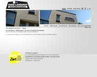 Bild Webseite Landgraf Hans Immob. Reutlingen