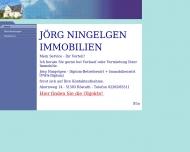 Bild Webseite Edelgard Ningelgen Rösrath