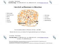 Bild Webseite Nagy Veronika Immobilien München