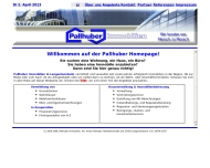 Website Pallhuber Immob.