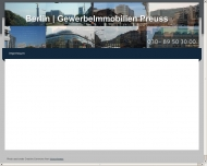 Website Frank Preuß