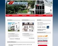 Bild Webseite Hans Schlüter Haus + Grundstücksmakler Bremen