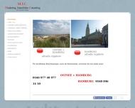 Bild Webseite V.M.A Hamburg