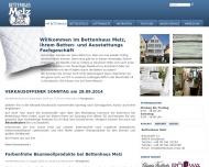 Bild Bettenhaus Melz - Inhaber Wolfgang Gorontzi