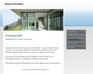 Website Immobilien Spreyer