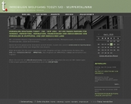 Bild Webseite Wolfgang Todzy Wuppertal