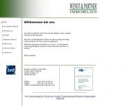 Bild Webseite WENDT & PARTNER IMMOBILIEN Bremen