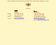 Bild Claus Huth GmbH Export